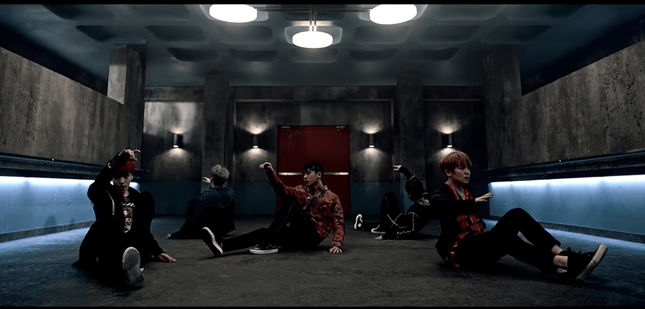 "WATCH: Teen Top Shows Off Fancy Footwork In ""Love Is"" Dance Version"