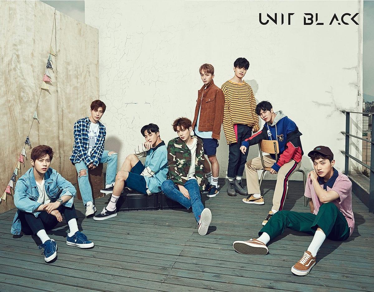 WATCH: Boys24 Unit Black Drops Debut Music Video