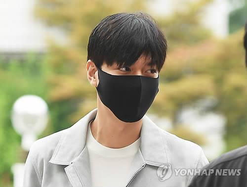 Actor Lee Min Ho Officially Enlists In Military