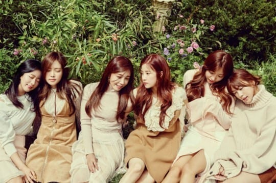 Girl Group Apink Announces June Comeback