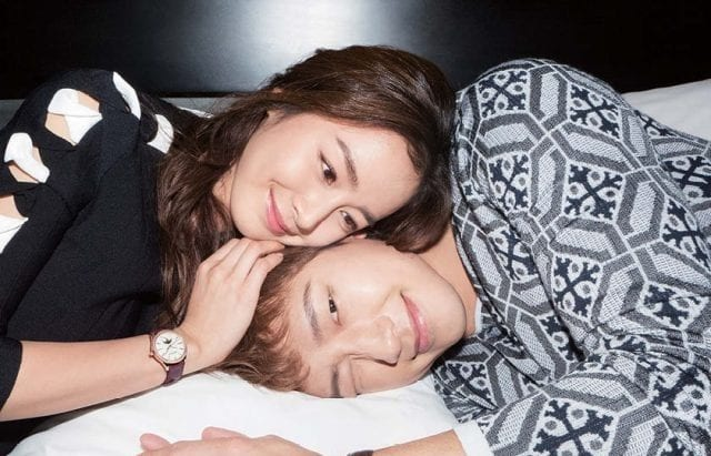 It's Official! Rain And Kim Tae Hee Are Having A Baby