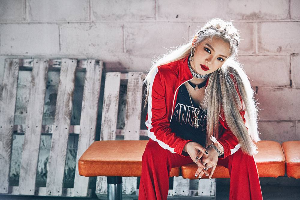 SNSD's Hyoyeon Releases Teaser Images For Official Solo Debut