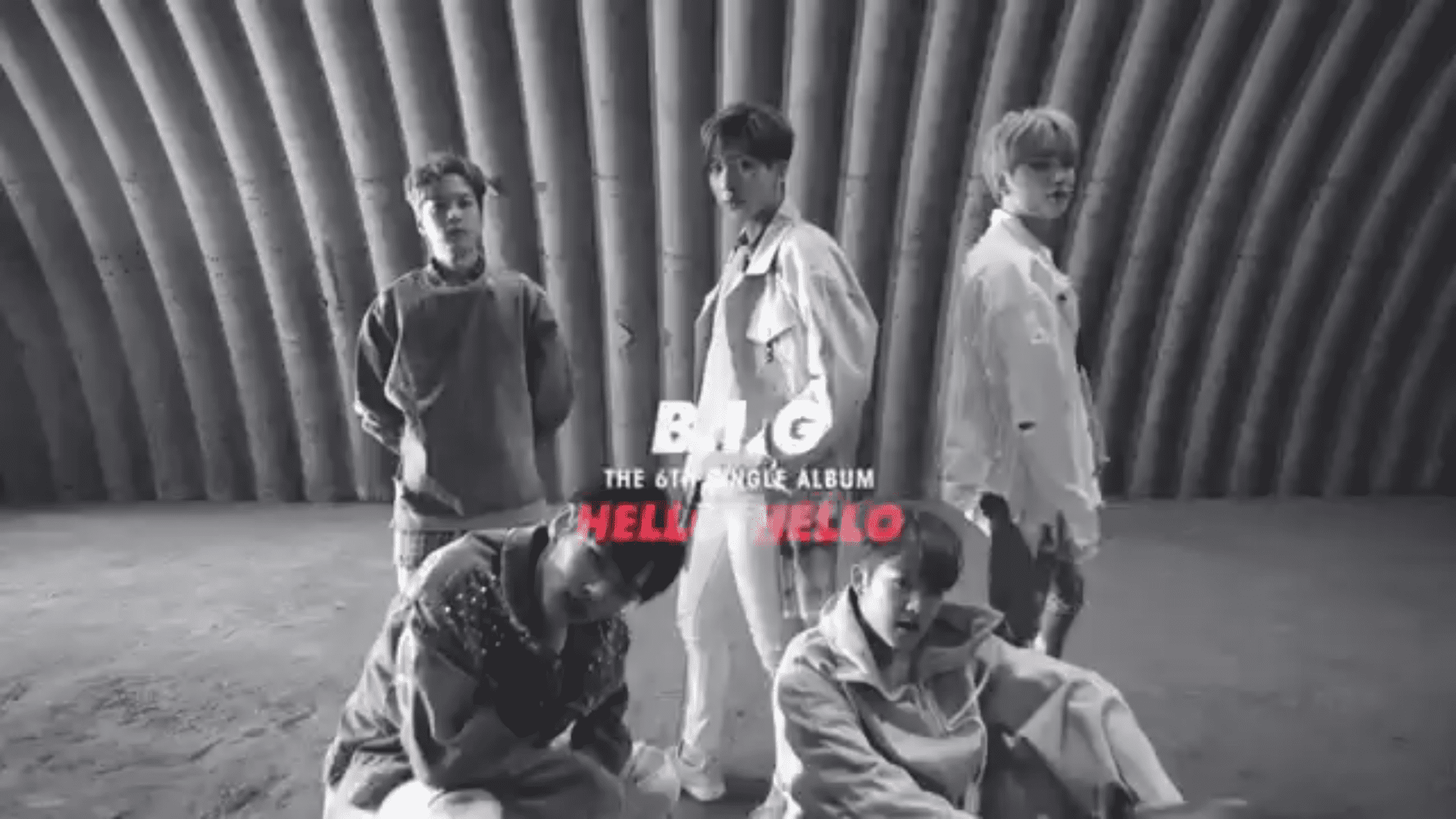 """WATCH: B.I.G Releases Hot New MV For """"Hello Hello"""""""