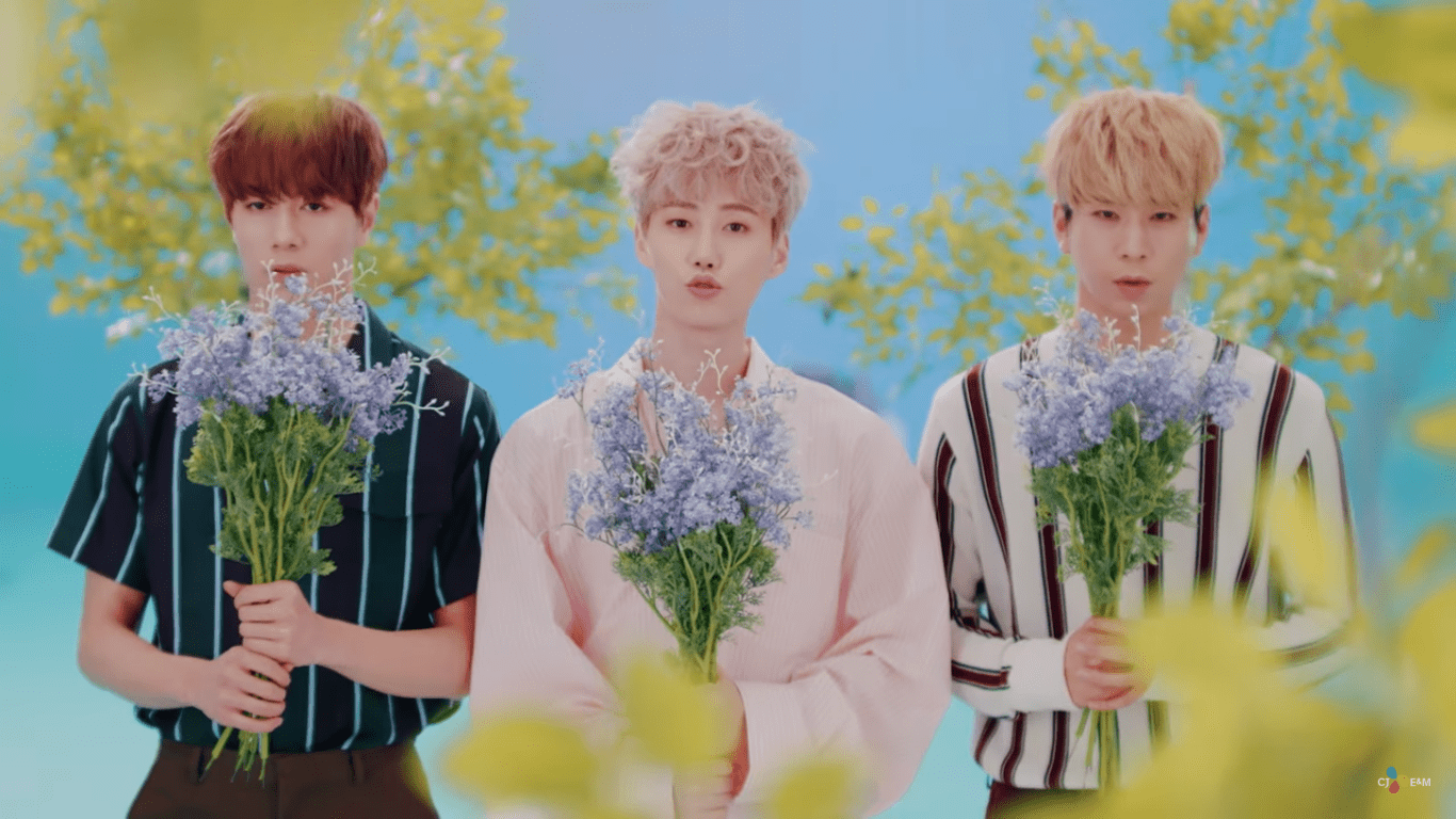 "WATCH: VAV Makes Comeback With ""Flower (You)"" MV"