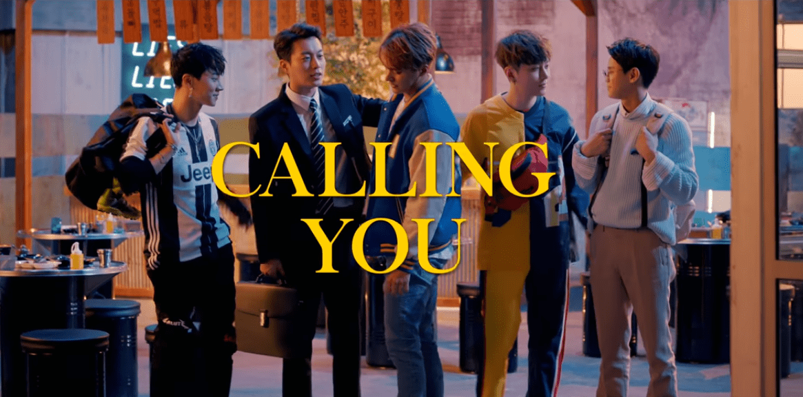 "WATCH: HIGHLIGHT Keeps On ""Calling You"" In New MV"