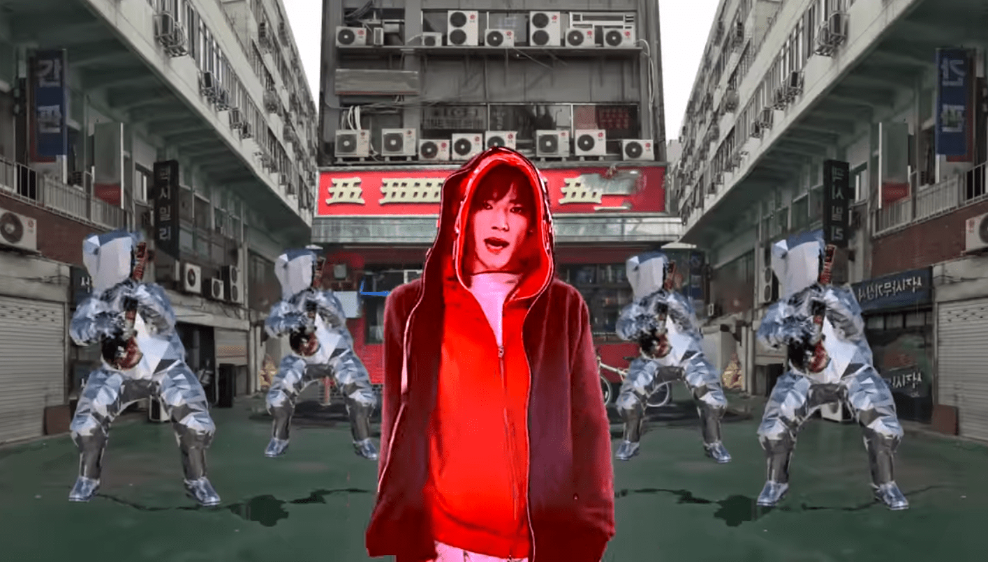 """WATCH: HITCHHIKER And NCT's Taeyong Drop Funky """"Around"""" MV"""
