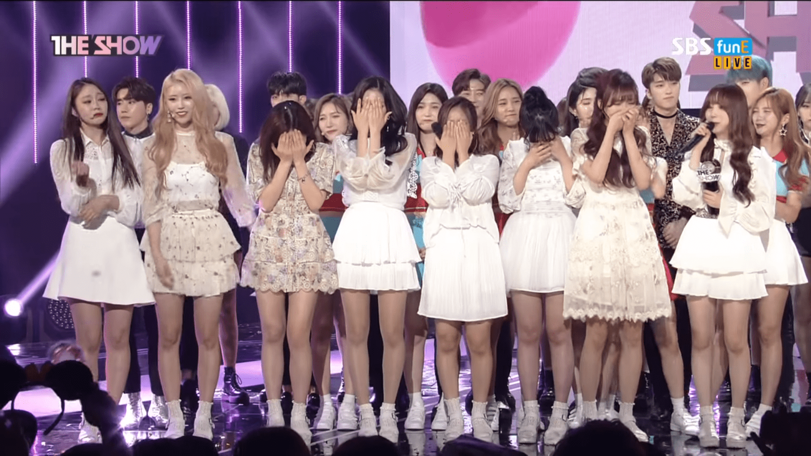 WATCH: Lovelyz Sheds Tears During First Music Show Win Since Debut