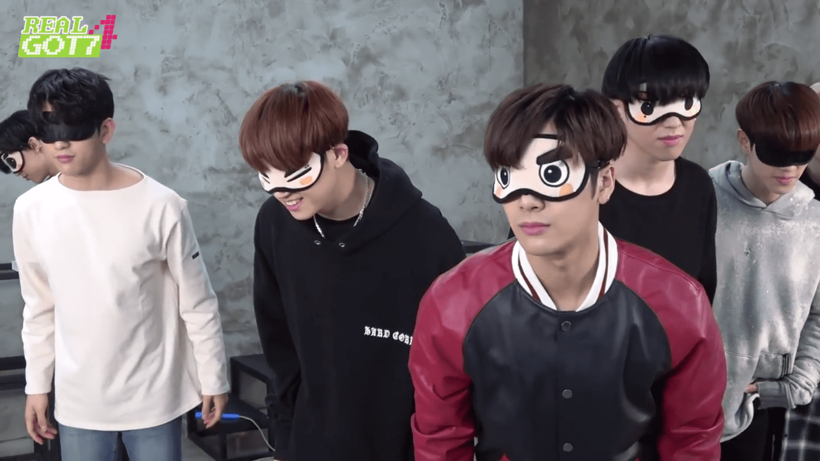 """WATCH: GOT7 Brings Laughter With Blindfolded """"Never Ever"""" Dance"""