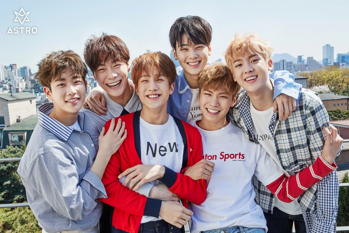 ASTRO Drops Teaser Images for Upcoming Comeback