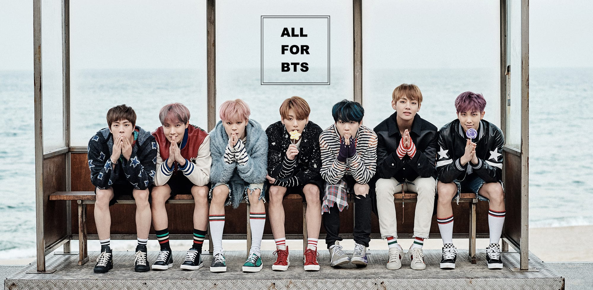 BTS Reaches 5 Million Followers On V LIVE App