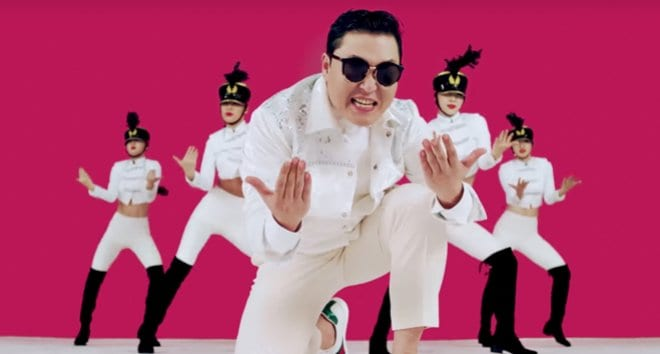 PSY Becomes First Kpop Artist To Reach 10 Million YouTube Subscribers