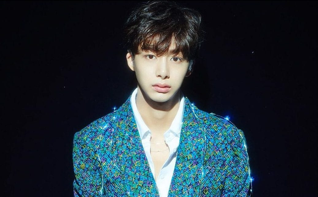 MONSTA X's Hyungwon Receiving Treatment For Ankle Injury