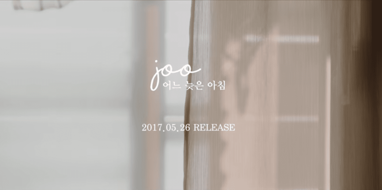 Solo Artist Joo Teases Comeback With Music Video Teaser