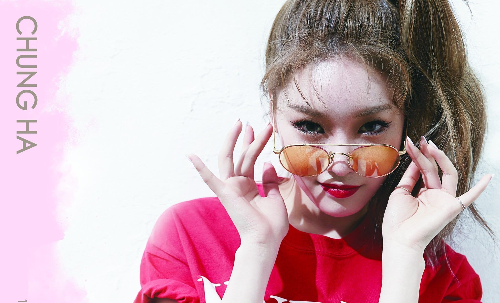 I.O.I's Chungha Drops First Teaser Image For Upcoming Solo Debut