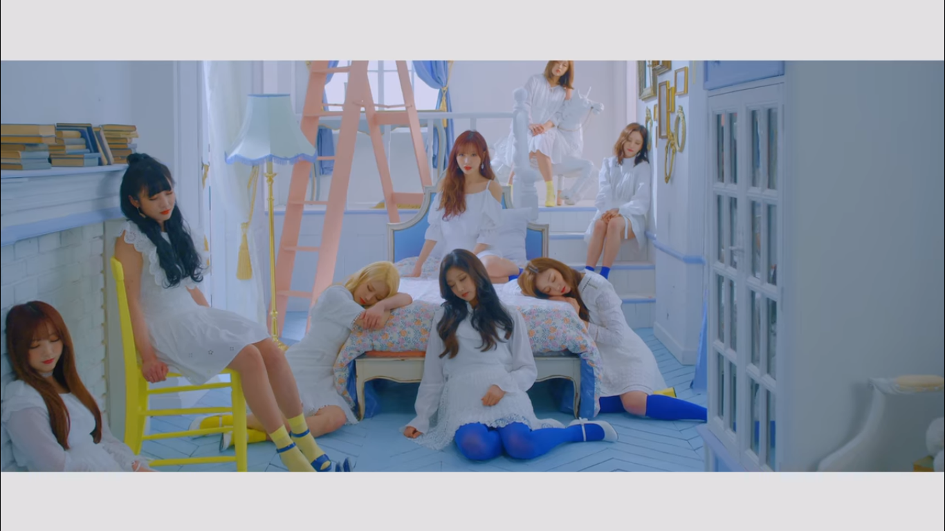 """WATCH: Lovelyz Sparkles In Comeback Music Video """"Now We"""""""