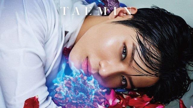 Taemin Is A Flawless Flower Boy In Teasers For New Japanese Album