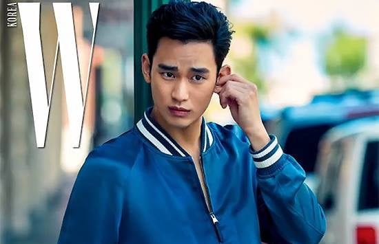 Kim Soo Hyun Looks Flawless In Newest Issue Of W Magazine