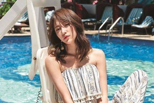 EXID's Hani Is A Summer Goddess For GRAZIA Magazine