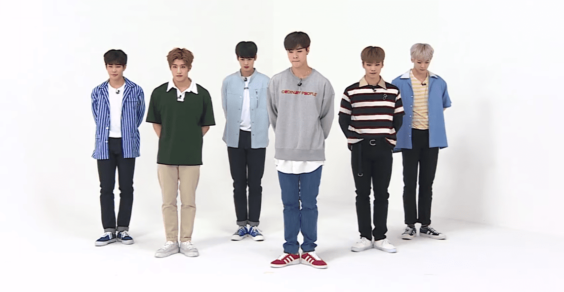 """WATCH: ASTRO Totally Kills It In 2x Faster Version of """"Baby"""" On """"Weekly Idol"""""""