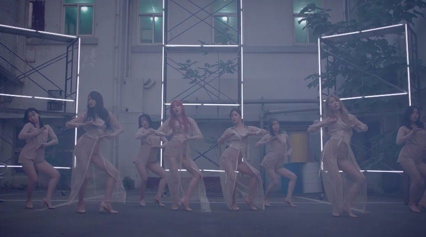 """WATCH: 9MUSES Releases Gorgeous Dance Video For """"Remember"""""""