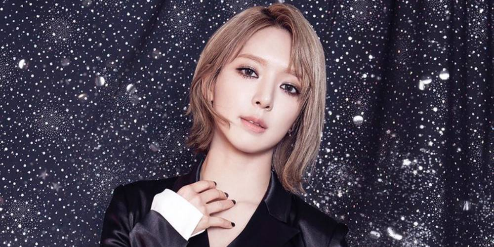 FNC Entertainment Confirms ChoA Is Leaving AOA