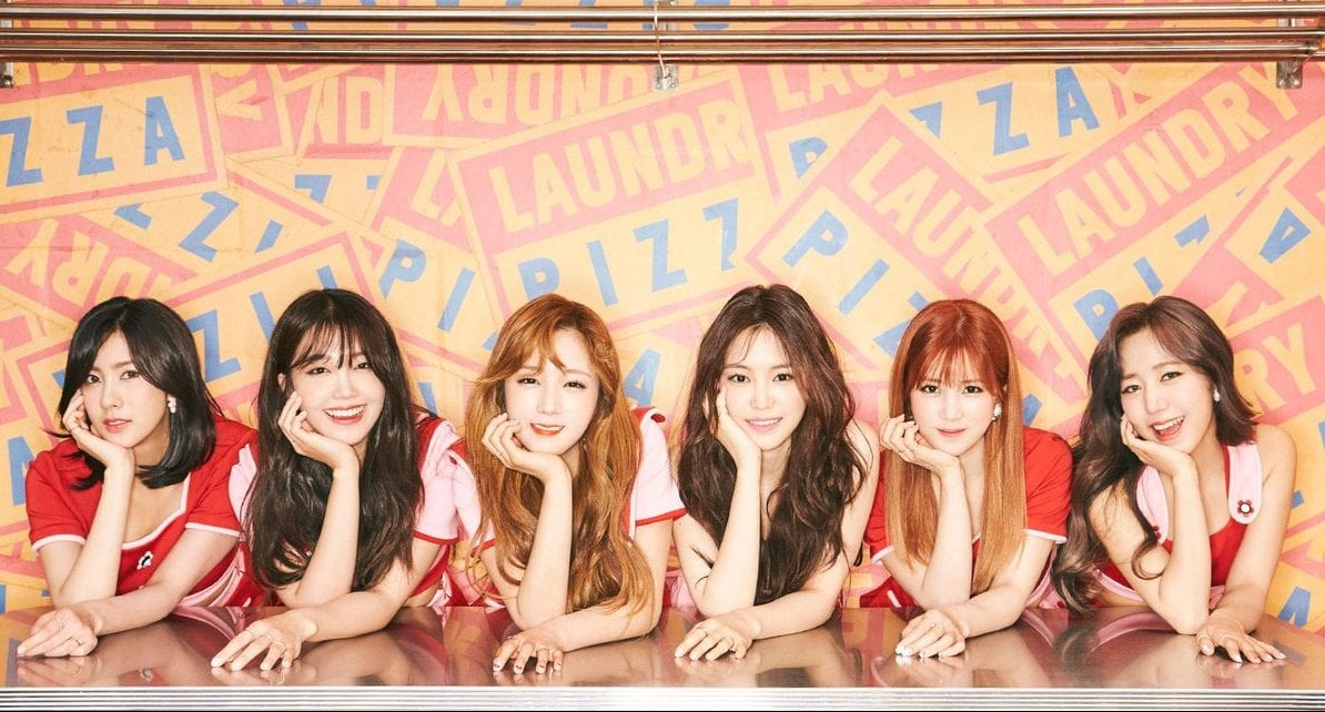 """Apink Drops Gorgeous Group Photos For """"Pink UP"""""""