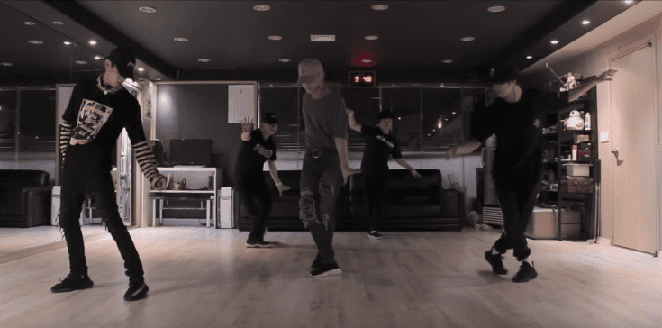 "WATCH: B.A.P's Jongup Drops Dance Video For Solo Track ""Try MY Luck"""