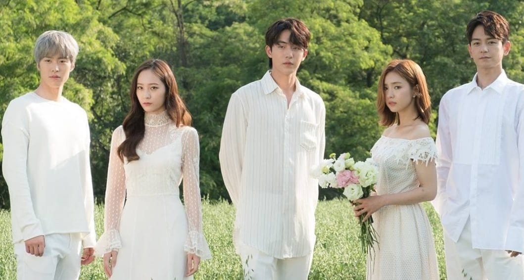"tvN's ""Bride Of The Water God"" Releases Gorgeous New Teaser Images"