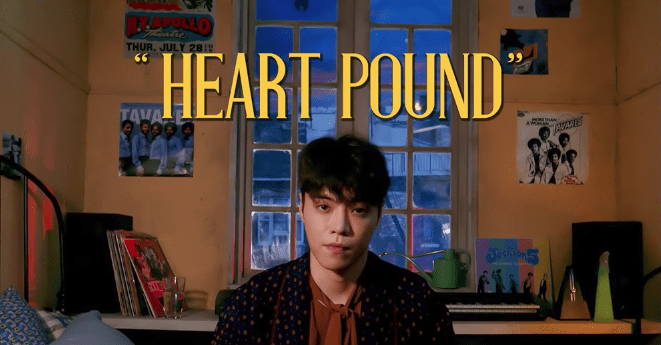 "WATCH: Eddy Kim Drops Smooth Teaser Video For Upcoming ""Heart Pound"""