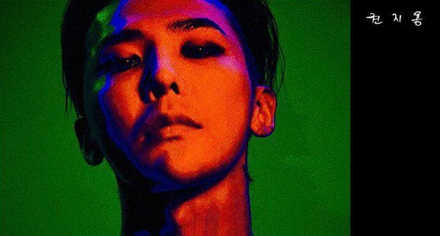 G-Dragon Announces Comeback Date In First Official Teaser Image