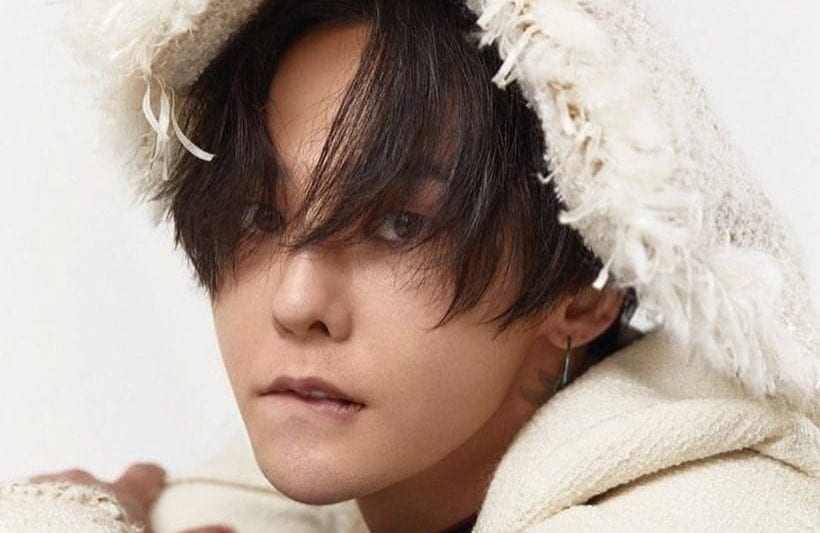 G-Dragon Shines In New Photos For ELLE Magazine