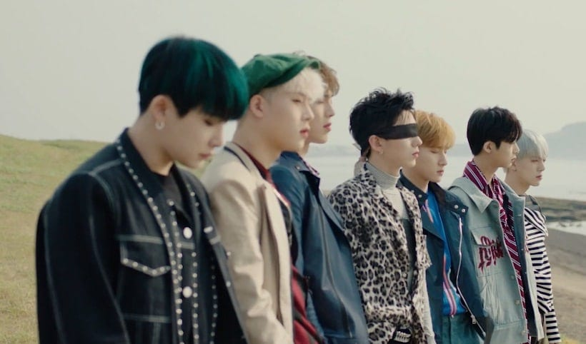 """WATCH: MONSTA X Wants To """"Shine Forever"""" In New MV"""