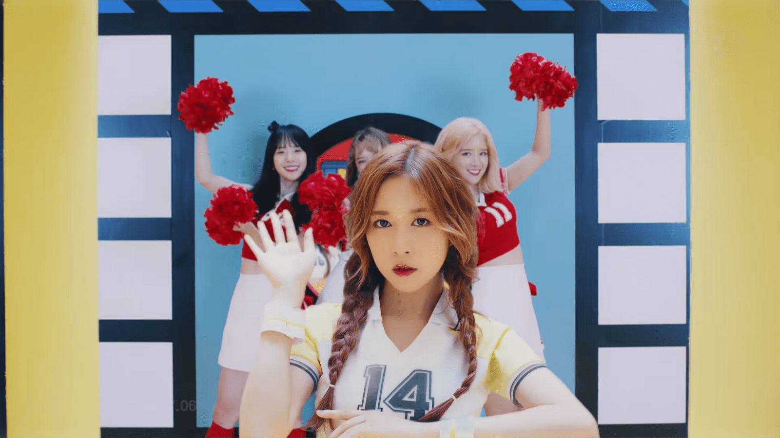 """WATCH: Cosmic Girls Is Super """"Happy"""" In Teaser Video For Comeback"""