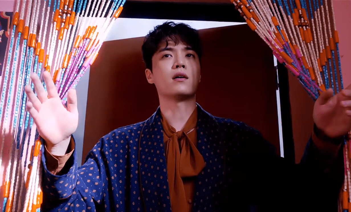 """WATCH: Eddy Kim Makes Comeback With Quirky """"Heart Pound"""" MV"""