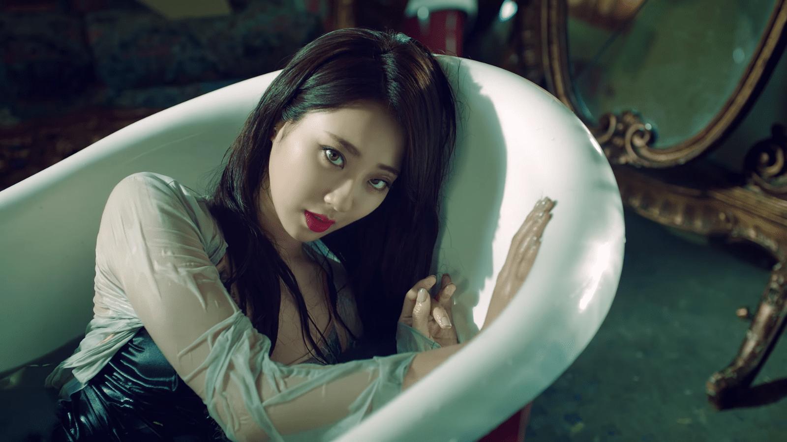 "WATCH: 9MUSES Releases Dark Teaser Video For ""Remember"" + Album Highlight Medley"