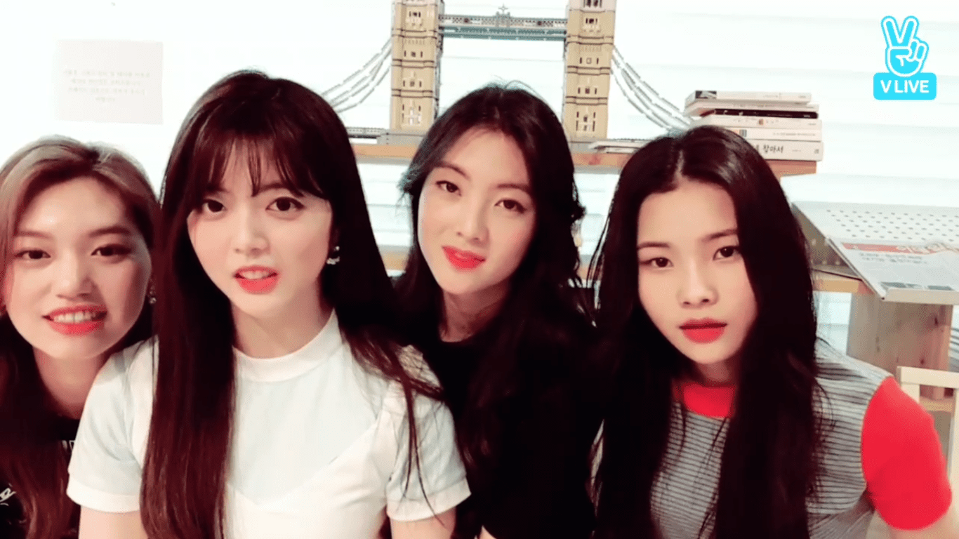 WATCH: Fantagio Introduces Final Members Of New Girl Group In V Live Broadcast