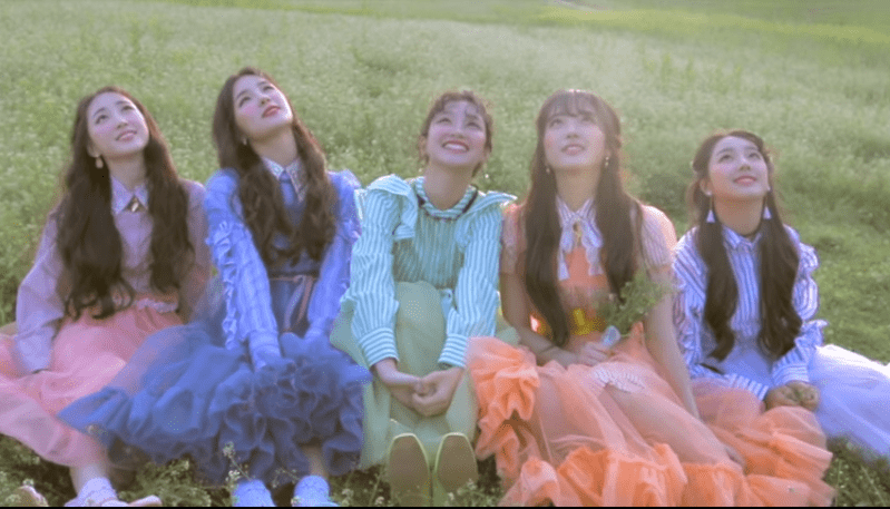 """WATCH: Rookie Girl Group ELRIS Drops New MV """"You And I"""""""