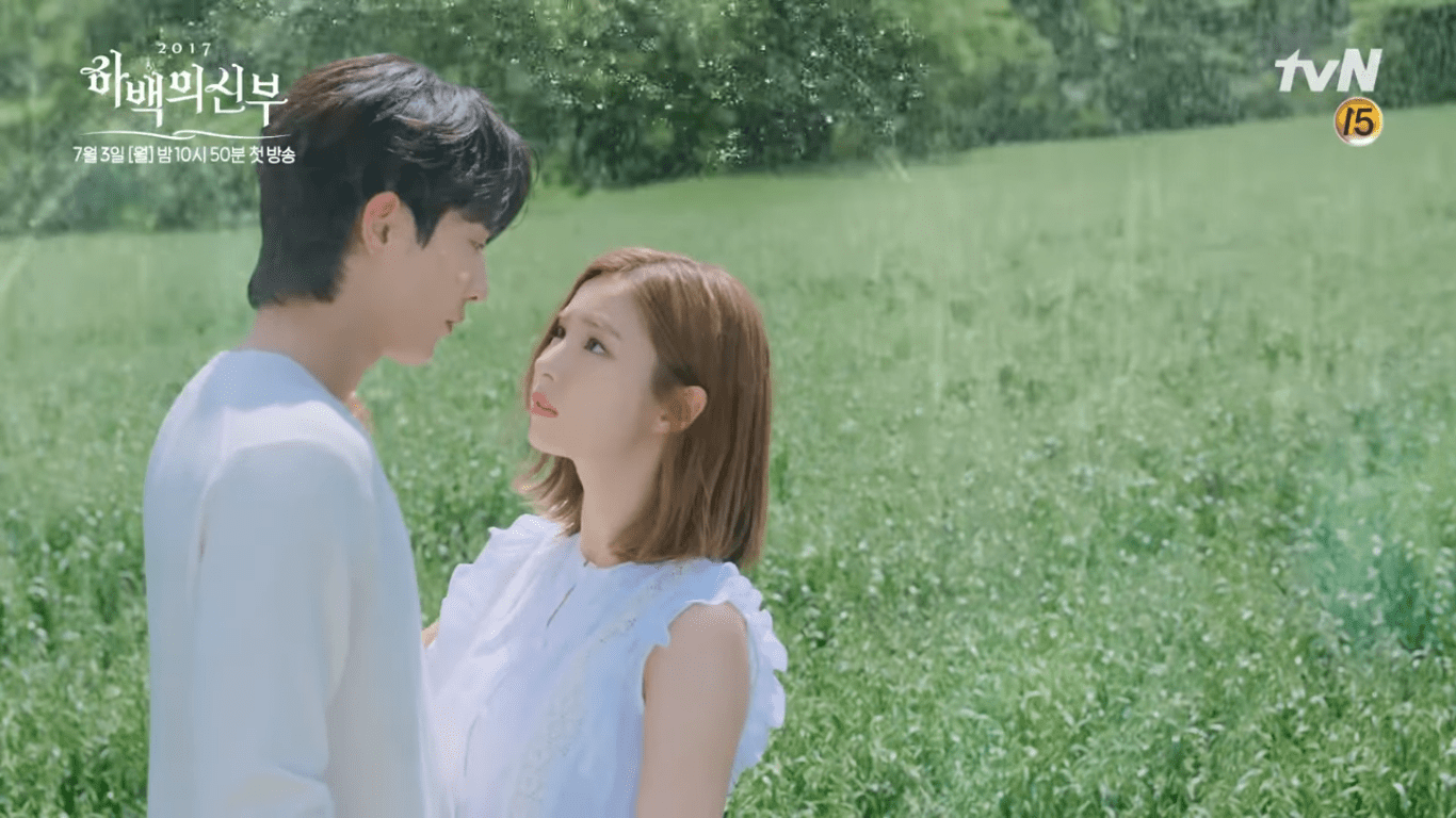 "WATCH: New Teaser Released For ""Bride Of The Water God"""