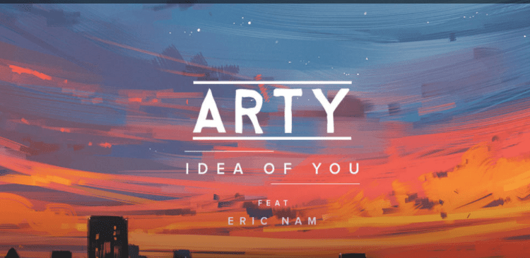 """LISTEN: Eric Nam And Arty Release Collaboration Track """"Idea Of You"""""""