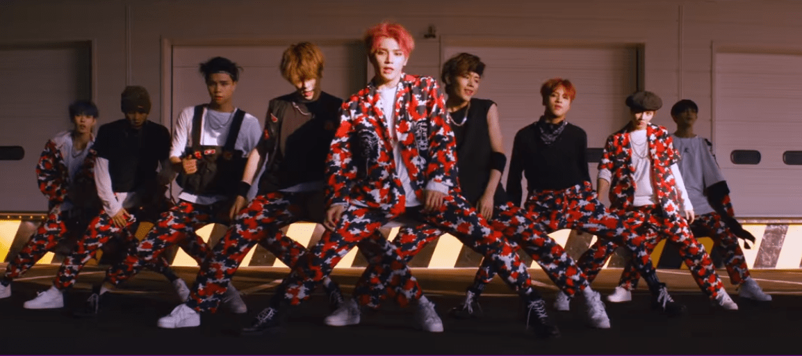 """WATCH: NCT 127 Gets Fierce In Teaser Video For """"Cherry Bomb"""""""