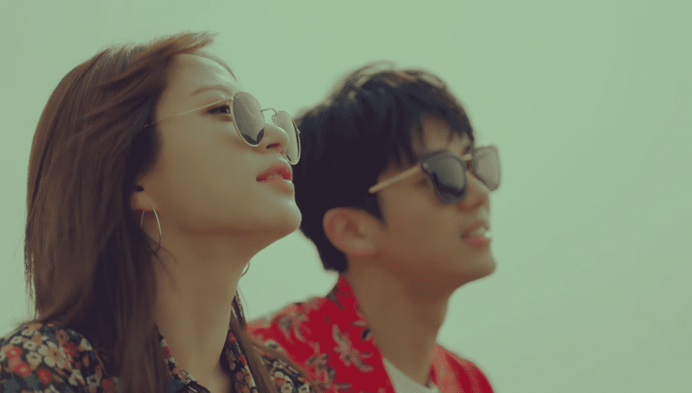 """WATCH: Im Seulong And Hani Fall In Love In """"It's You"""" Teaser Video"""