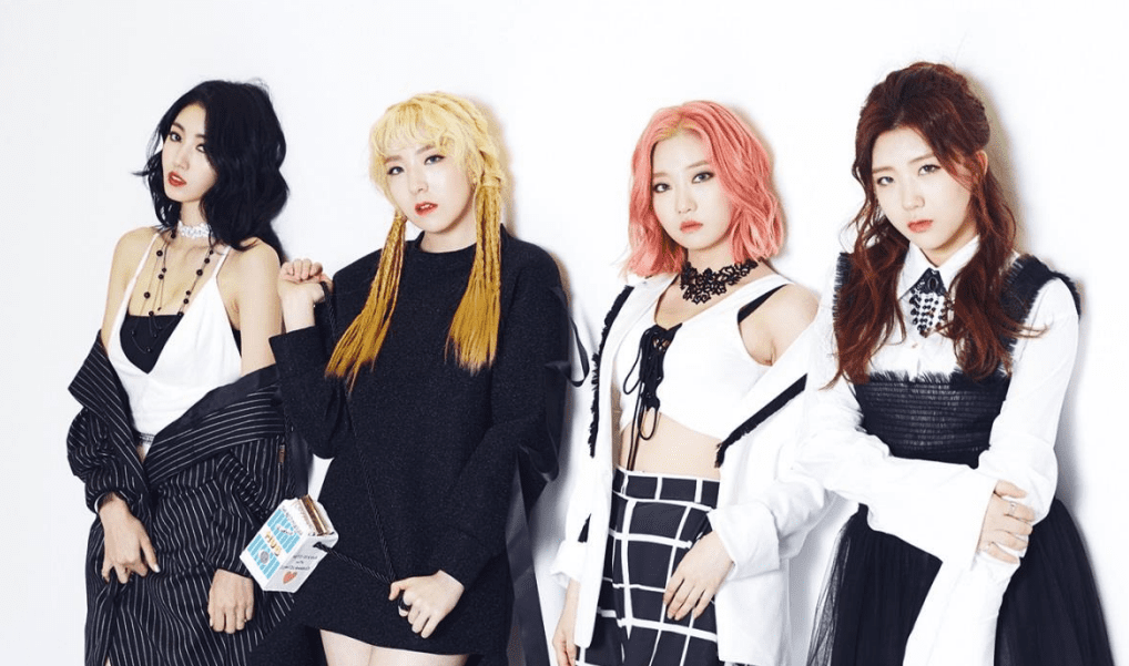 H.U.B: The Newest Girl Group On The Kpop Block