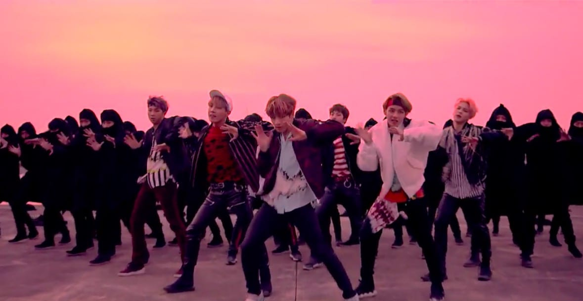 """Not Today"" Becomes BTS's Sixth MV To Hit Over 100 Million Views"