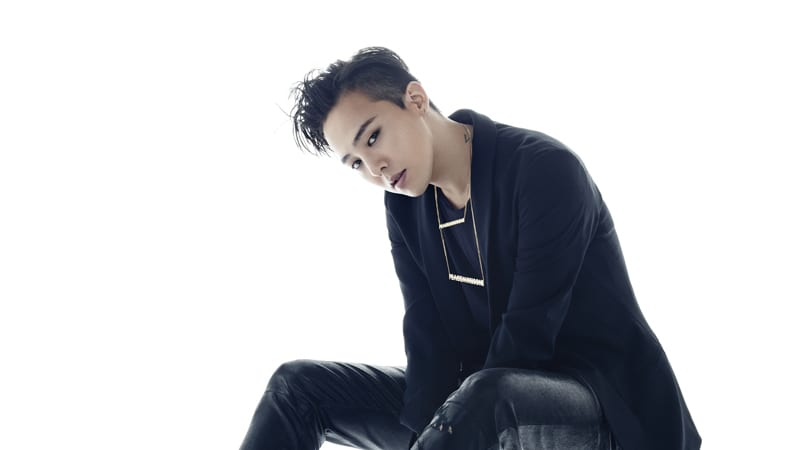 """G-Dragon's """"Untitled, 2014"""" Achieves Perfect All-Kill On Charts"""