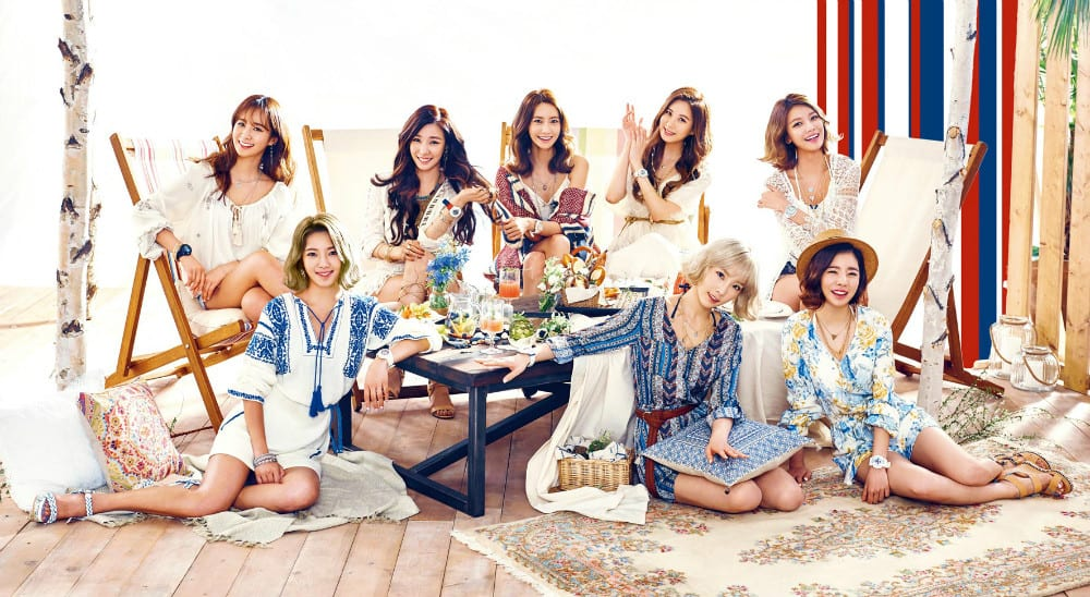 Girls' Generation Plans Comeback And Fan Meet For 10th Anniversary