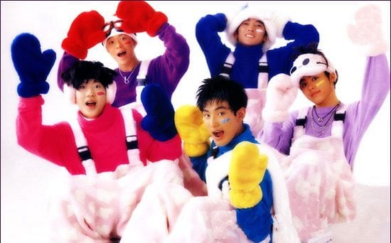 WTKpop Throwback: How H.O.T. Became The First Kpop Boy Band