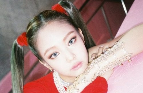 BLACKPINK Drops Individual Teaser Picture For Jennie