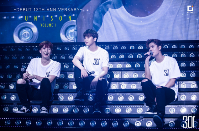 Double S 301 Releases Teaser Image For Upcoming Anniversary Album