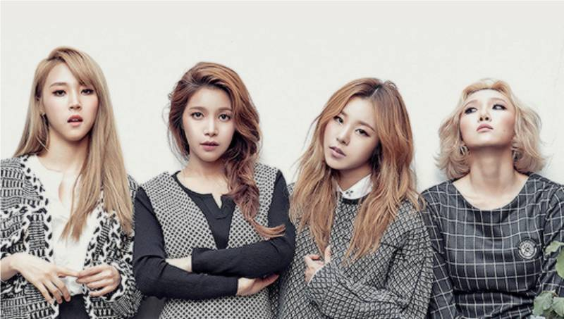 MAMAMOO Announces Comeback In First Official Teaser Image