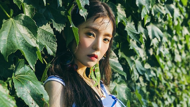 Red Velvet Releases Gorgeous Individual Teasers For Irene